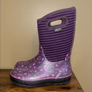 BOGS Girls 3 Waterproof Winter Boots